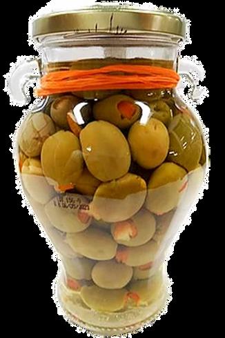 Manzanilla Olives Stuffed w/Seville Orange