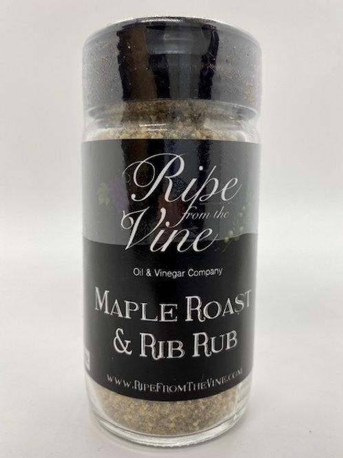 Maple Roast and Rib Rub