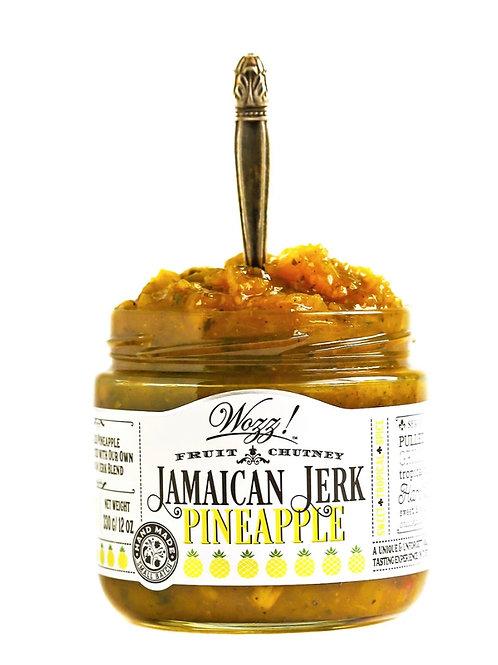 Jamaica Jerk Pineapple Chutney