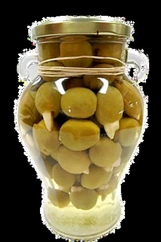 Manzanilla Olives Stuffed w/ Almond