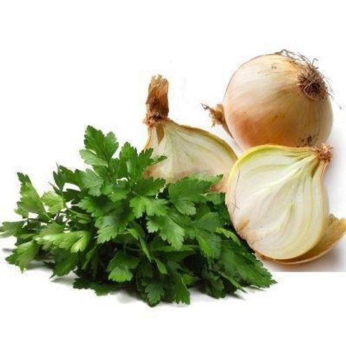 Cilantro and Roasted Onion Olive Oil