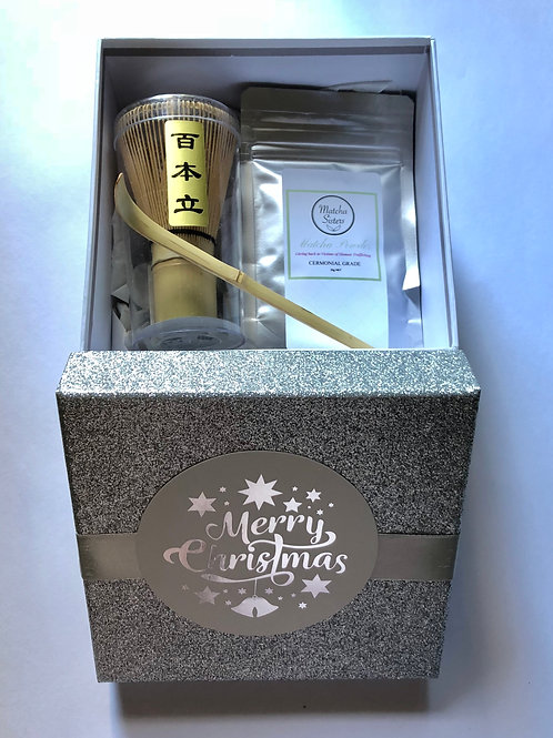 Matcha Beginners (Christmas) Set