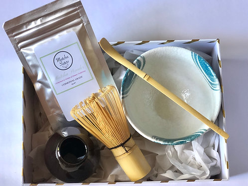 Ceremonial Matcha Kickstarter Kit (Small)
