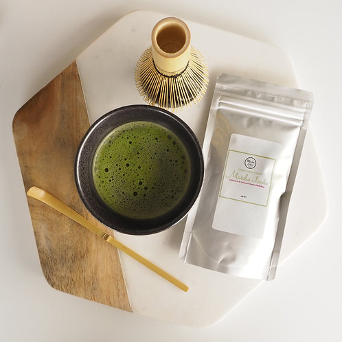 Ceremonial Matcha Essentials Kit (Medium)