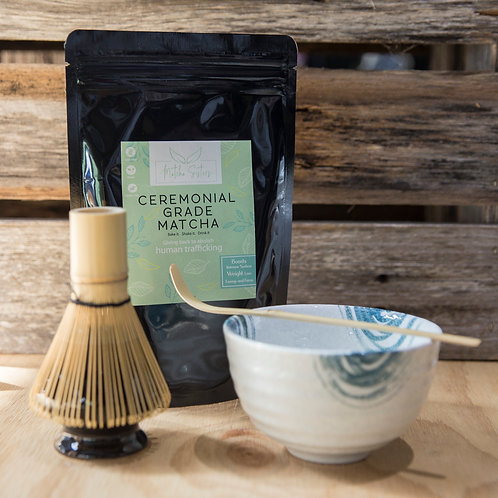 Ceremonial Matcha Essentials Kit (Large)