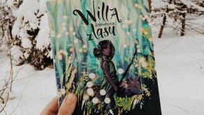 """Piękno natury oczami leśnej dziewczynki, czyli """"Willa dziewczyna z lasu"""" Robert Beatty"""