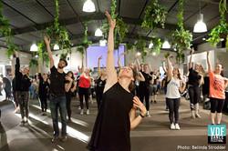 Dance teacher dance classes