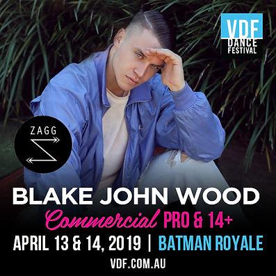 Blake John Wood