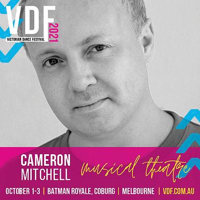 Cameron Mitchell Victorian Dance Festiva