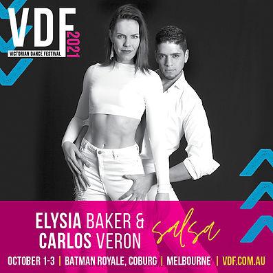 Elysia Baker and Carlos Veron Victorian