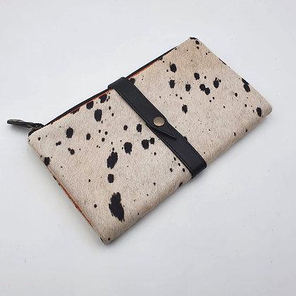 Portefeuille Souple Vachette (cuir intérieur couleurs multiples)