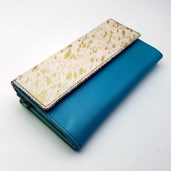 Compagnon Bleu Doré (cuir couleurs multiples)