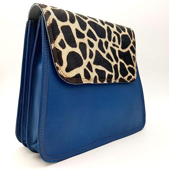 Solange Bleu Girafe