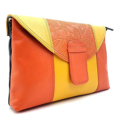 Elegance Moutarde Orange