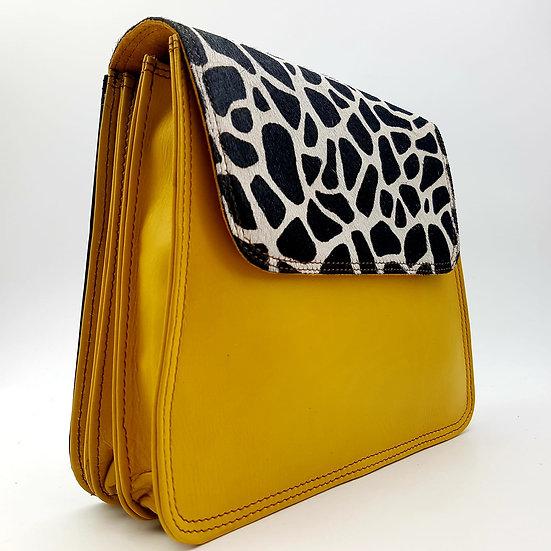 Solange Moutarde Girafe