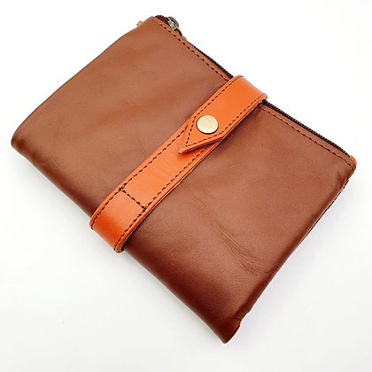 Portefeuille Souple Flex Choco (cuir couleurs multiples)