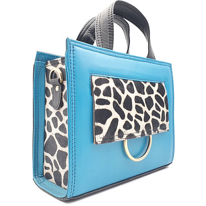 Monroe Turquoise Girafe