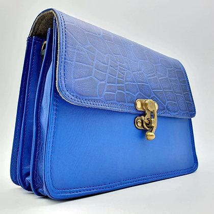 Laëtitia Bleu Croco