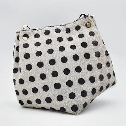 Mini Barock Total Look Pois Noirs
