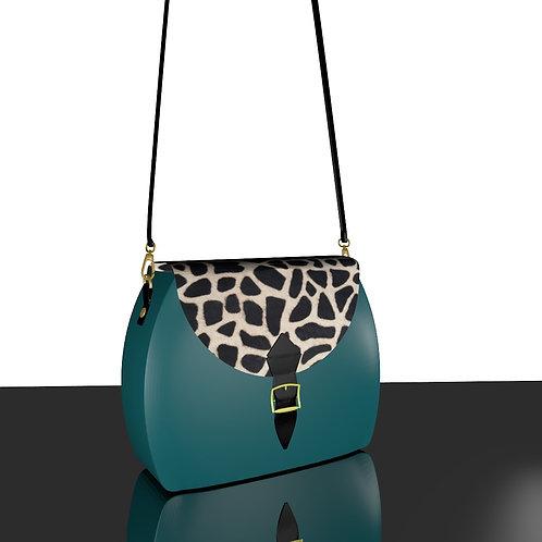 Litchi Turquoise Girafe