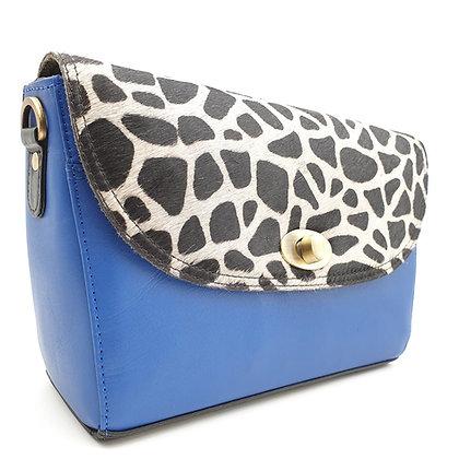 Caramel Bleu Girafe