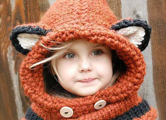 Crochet Winter Warm Cap
