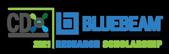 2021 CDX Bluebeam Scholarship logo final-01.png