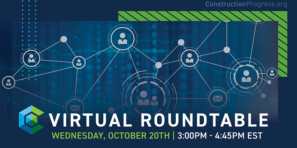 CPC Virtual Roundtable   October 2021