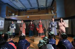 2016-17 教育劇場《姬明傳》巡迴演出(小學)