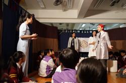 2017-18 教育劇場《3016》巡迴演出(中學)