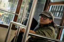 William Elvin - Tram 1