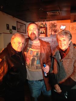 Billy K., Drew & Genevieve