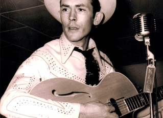 Hank Williams, country superstar