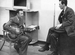 Jim Reeves, a long time coming