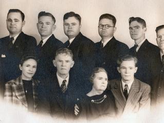 The Boren family