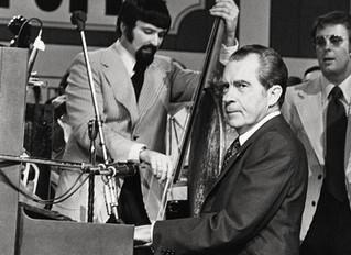 Nixon at the Opry
