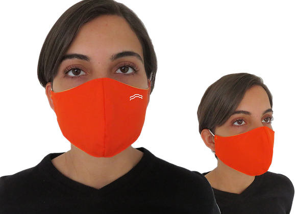 100 Face Masks, 1-Colour Package