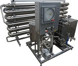 Пастеризационно охладительная установка