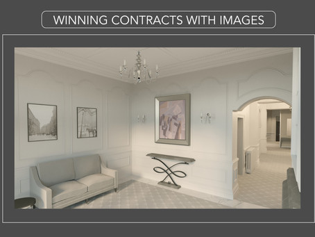 Winning Contracts With 3D Images