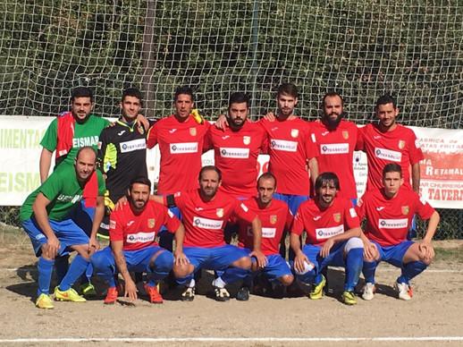 CD GUISANDO 0 - 1 AT. CANDELEDA