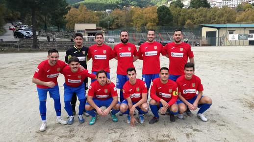 CD GUISANDO 5 - 2 LA ADRADA FC