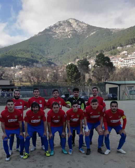 CD GUISANDO 5 - 2 CF NAVALUENGA