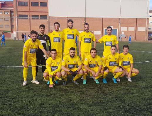 CF BOSCO DE AREVALO 7-0 CD GUISANDO