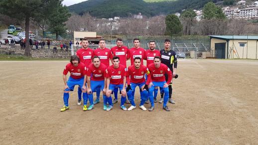 CD GUISANDO 2-2 ATCO. BARRACO