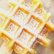 Mochi Waffle Pops