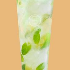 Mojito Fizz (Non-Alcoholic) Mocktail