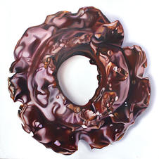 Chocolate Old Fashioned Donut