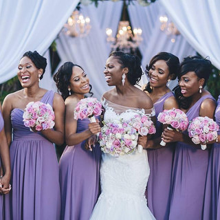 Daphaney's Bridal Party