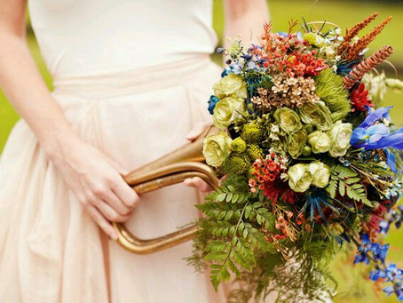 A DIFFERENT Tune -- Using INSTRUMENTS in your Wedding