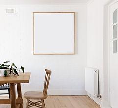 Wooden Floor Dinning Room
